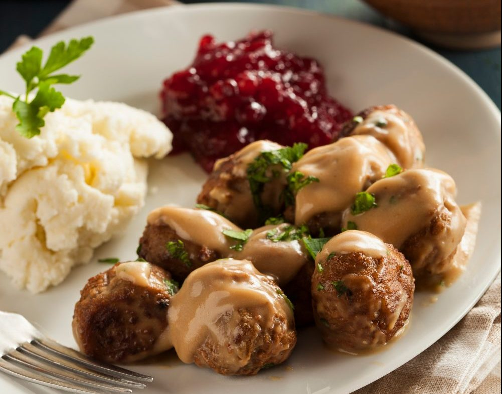 Swedish Meatballs Zestykits Regina Meal Kits Recipes And Meal Prep